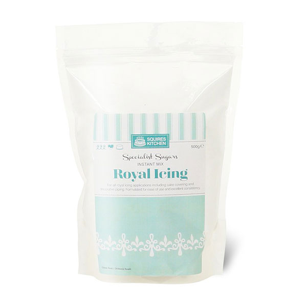 Royal Icing 500g, mix instant, Squires Kitchen