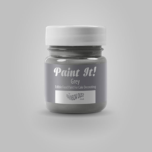 Colorant pictura, gri, Paint It!, Rainbow Dust